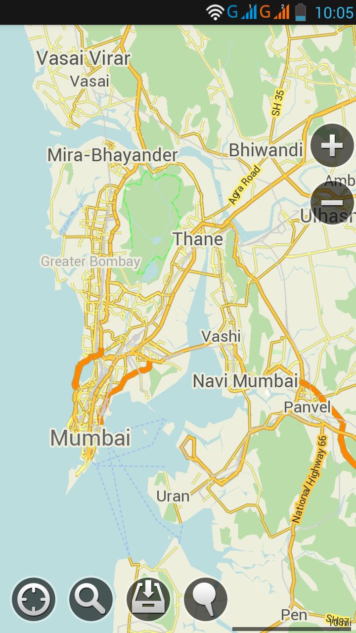 MapsWithMe Travel App